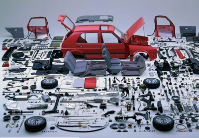 Used Car Spareparts